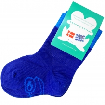 "FRED'S WORLD by GREEN COTTON Jungen Strümpfe ""Socks Fred"" Blau / Türkis (Mazarine)"